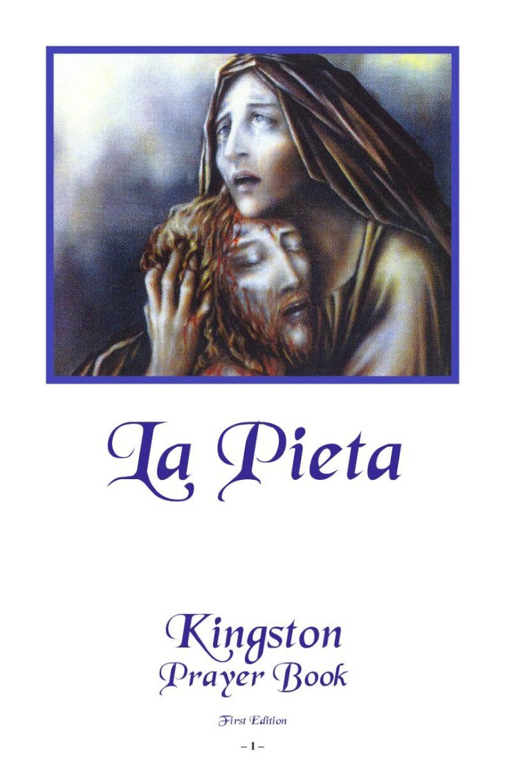 La Pieta Doug I Laud The La Pieta International Prayer Groups As You Come Up With A Beautiful Pdf Document You can get pked and. fdocuments